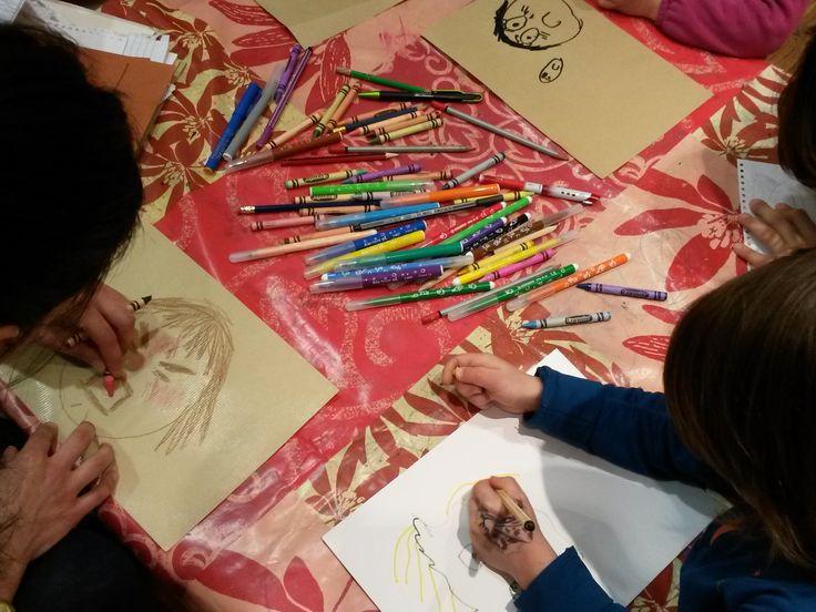 Comment sensibiliser les enfants aux émotions par une démarche artistique ? Éduquer les enfants aux noms et rôles des émotions à travers l'art.