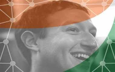 """Facebook Co-founder Mark Zuckerberg has changed his facebook profile picture to support """"D..."""