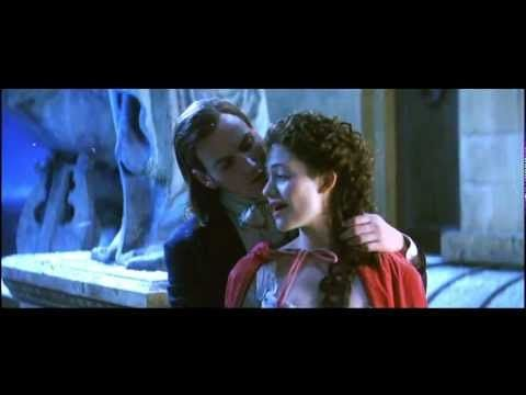 ▶ Love, Love, Love this.  My most favorite production. THE PHANTOM OF THE OPERA - All I Ask Of You (from movie). - YouTube