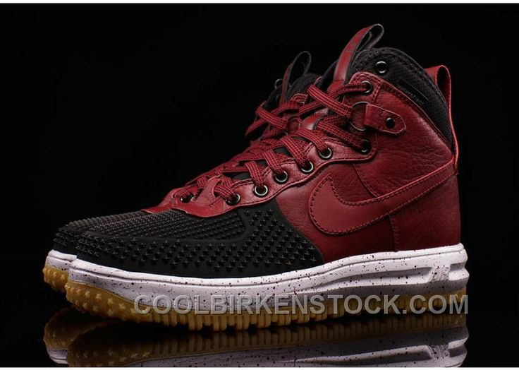 http://www.coolbirkenstock.com/discount-nike-lunar-force-1-duckboot-black-team-red-805899002-new.html DISCOUNT NIKE LUNAR FORCE 1 DUCKBOOT BLACK TEAM RED 805899-002 NEW Only $85.00 , Free Shipping!