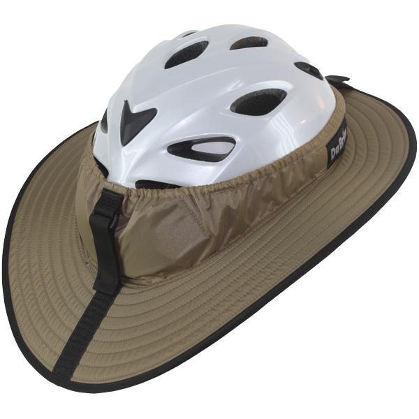 Da Brim Sporty Helmet Visor Head Hands Feet Adventure Cycling