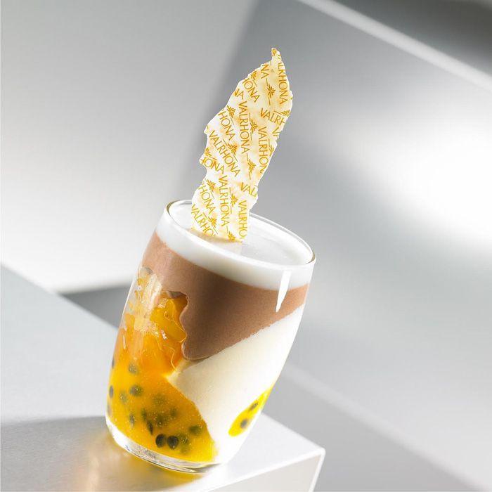 Consultant traiteur: Dessert en verrines - David Capy