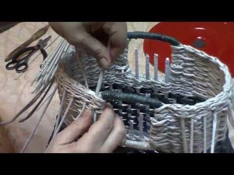 Bolsas hechas a mano - YouTube