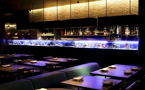 yauatcha in london's soho. a 5* chinese eatery according to time out. i must go!