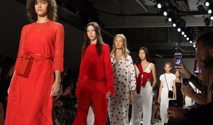 AIRE & CAI Fashion Blog  NYFW SS18