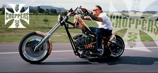 Nice Bike.....but Jesse James is a BIG time douche bag...dirt bag !!!
