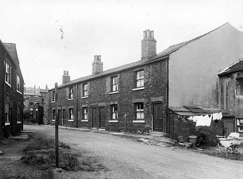 Lower Wortley Road nos. 93 - 101, 113, 115