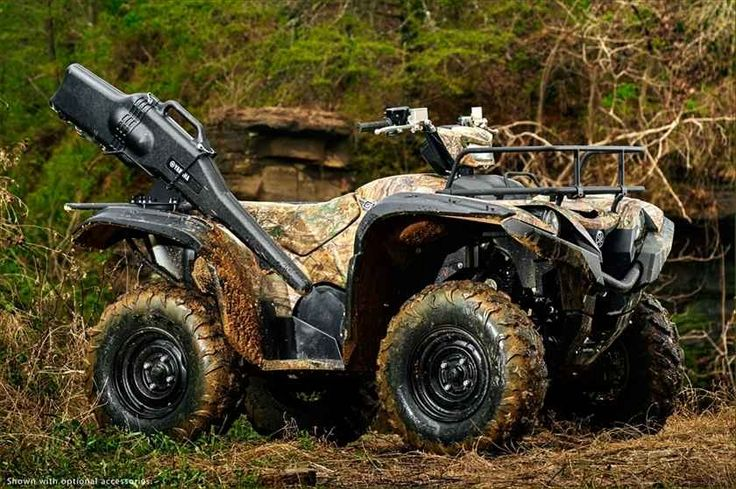 New 2016 Yamaha Grizzly® ATVs For Sale in Alabama. Tackle and traverse any trail all day long with superior handling and comfort on the all-new Grizzly®.