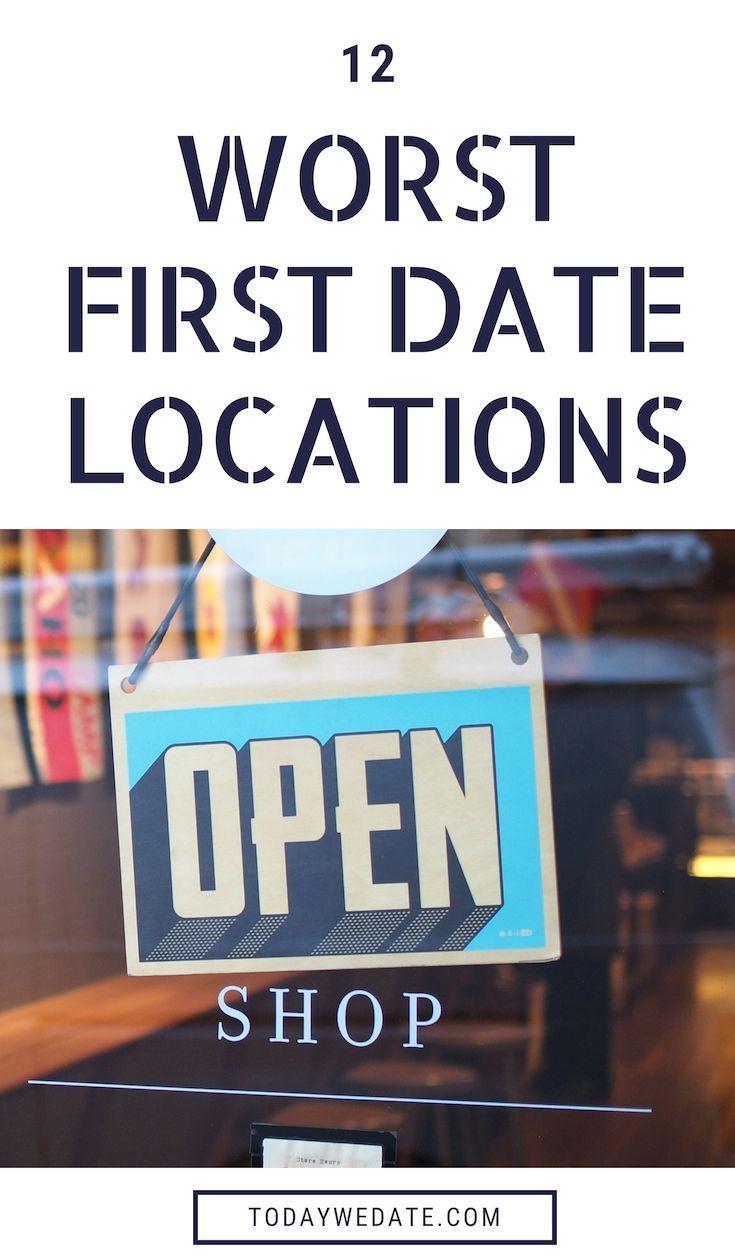dating location ideas