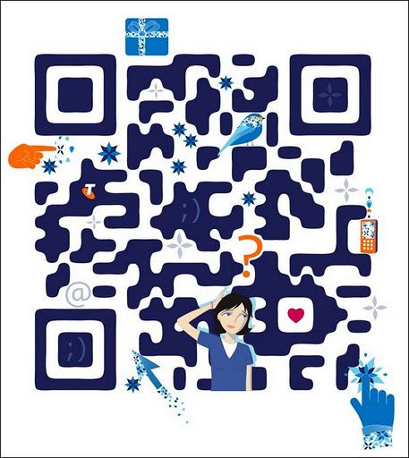 23 of the coolest QR codes - (23) - CNNMoney