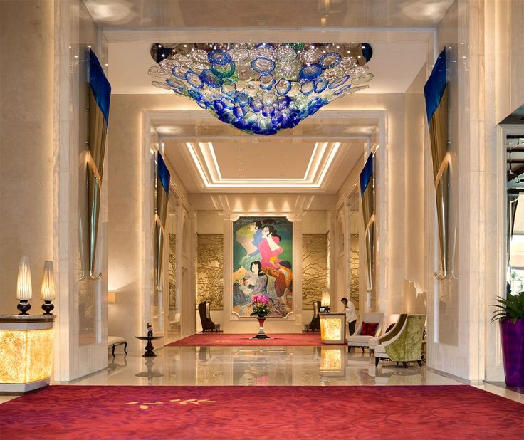 The final delivery and installation for the Ciputra Raffles hotel in Jakarta was only a 6-months cut-throat project, but crazy or not, deliver we did. Now the hotel's lobby is adorned by a unique ceiling flower that never ceases to draw attention. #light #lighting #design #designlighting #interior #chandelier #hospitality #hotel #lobby #hotellobby