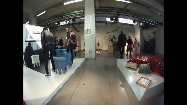 Ventura Projects joins forces with Biennale Interieur in Kortrijk to establish Ventura Interieur, an independent curated exhibition platform within the renowned design biennial.  HEAD TO TOE was there!