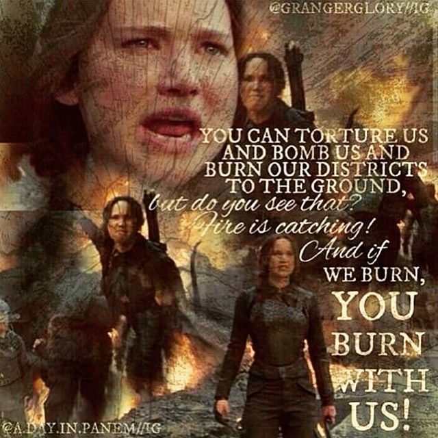 Edit belongs to the rightful owner! #TheHungerGames