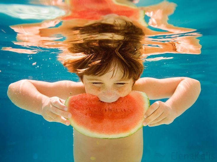 Photograph UnderWatermelon by Elena Kalis on 500px