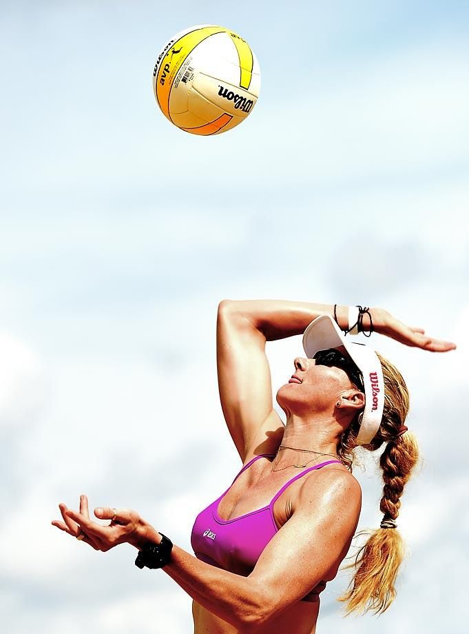 AVP New Orleans Open  Kerri Walsh-Jennings.