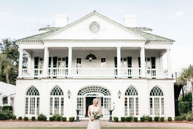 Charleston #wedding venue, Lowndes Grove | Jordan Maunder Photography on The Lovely Find