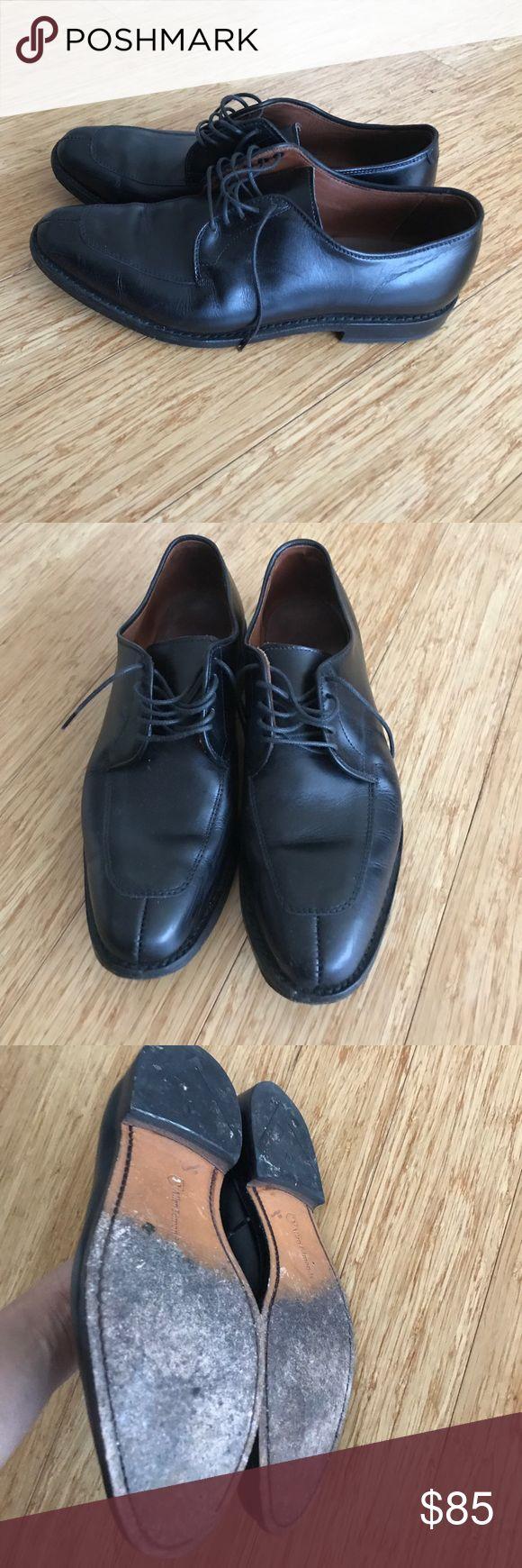 Allen Edmonds delray dress shoes size 8 Size 8. Worn only a few times. Excellent condition. Allen Edmonds Shoes Oxfords & Derbys