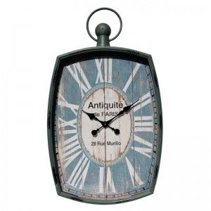 Blue Timber Antique clock