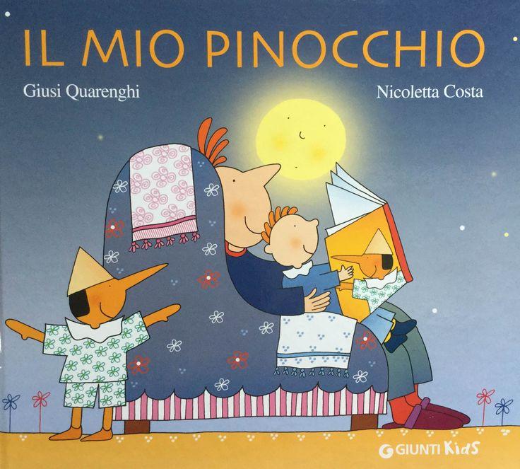Il mio Pinocchio, illustraz. di Nicoletta Costa, immagine inviata da Pietro Guglielmino