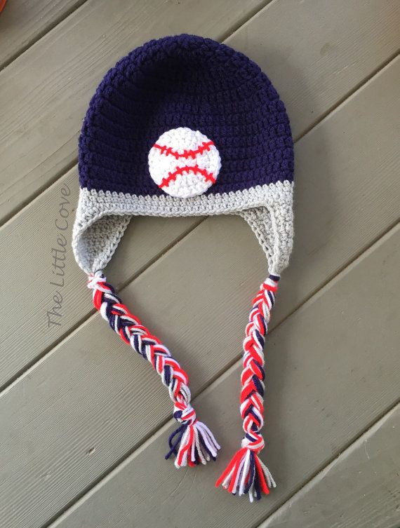 Crochet Baseball Hat Baby Boy Hat Baseball Hat Boy Baseball
