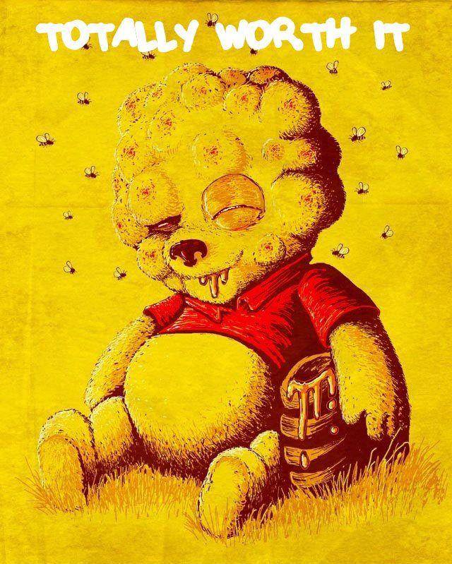 -no way pooh bear