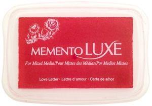 Memento Luxe LOVE LETTER Ink Pad Tsukineko ML-302