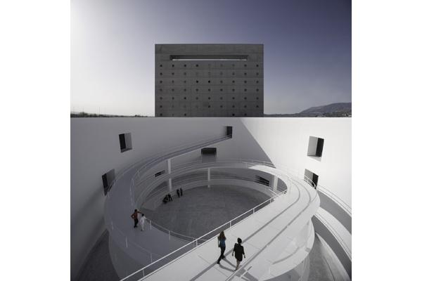 Andalucia's Museum of Memory by Alberto Campo Baeza: Alberto Field, Baeza Field, Museum, Of The, Architecture, Memories, Memory