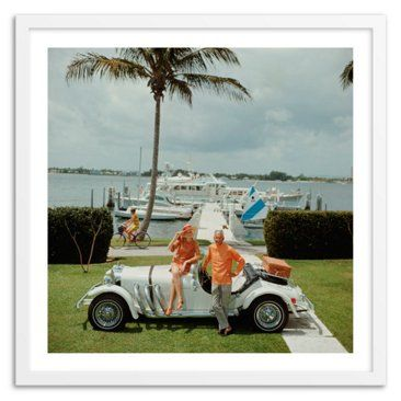 Check out this item at One Kings Lane! Slim Aarons, All Mine