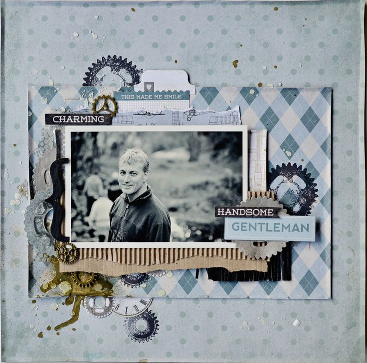 Made with the August 2016 Creative Kit- by Tracey Schulz