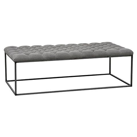 Parsons Coffee Table, Granite   Coffee ...