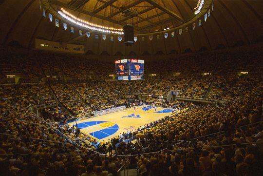 west virginia basketball | West Virginia Coliseum