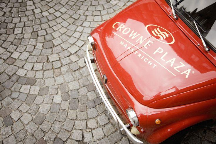 Crowne Plaza Fiat 500