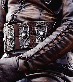 cool costume details