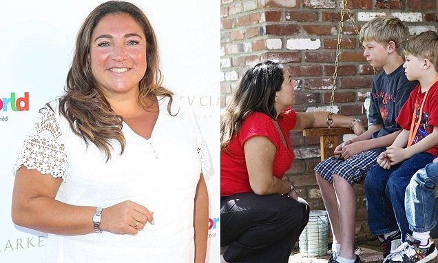 Jo Frost who found fame as Supernanny is returning to TV | Daily Mail Online