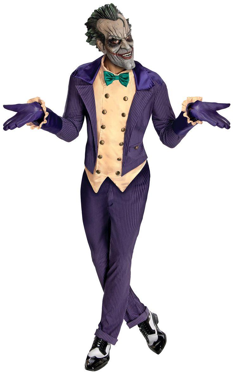 Costume da Joker™ per adulto: si tratta di un abito in licenza ufficiale che ti permetterà di seminare sgomento e angoscia tra i tuoi invitati la sera del 31 ottobre, proprio come Joker fa a Gotham City™!