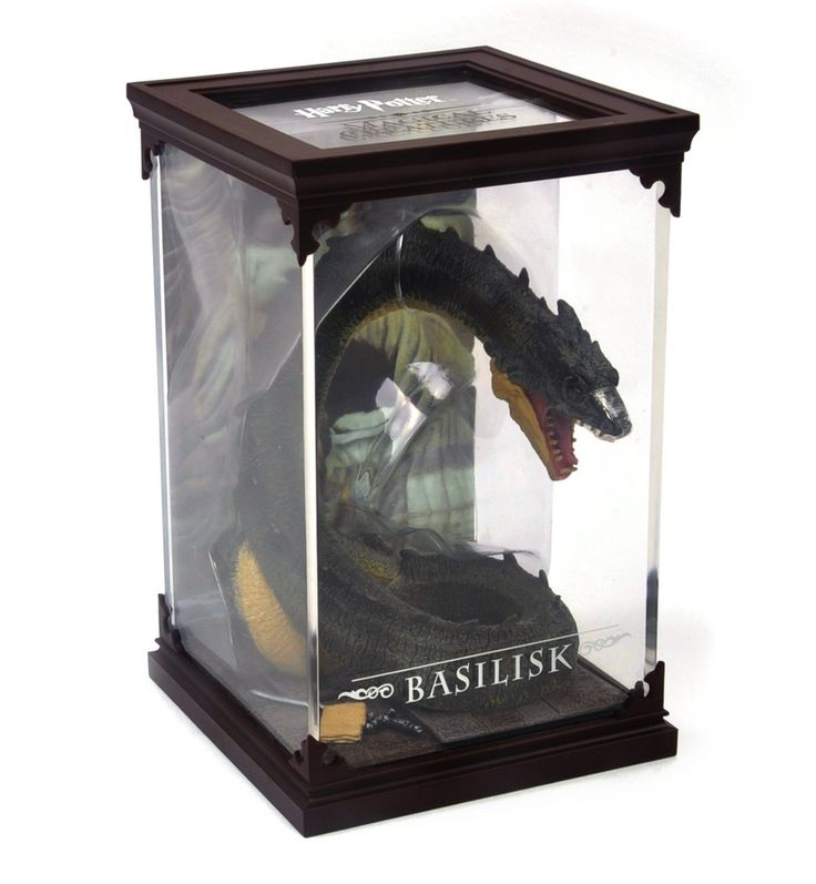 Harry Potter Magical Creatures Statue Basilisk 19 cm Noble Collection Statues: Amazon.fr: Jeux et Jouets
