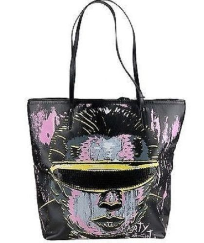 IRON-FIST-PARTY-ALL-NIGHT-TOTE-BAG-ONE-SIZE-B12B