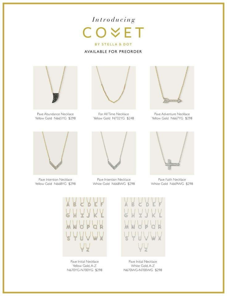 Covet by Stella & Dot #covet #stella&dot #diamondsareagirlsbestfriend www.stelladot.com/courtneyjohnson