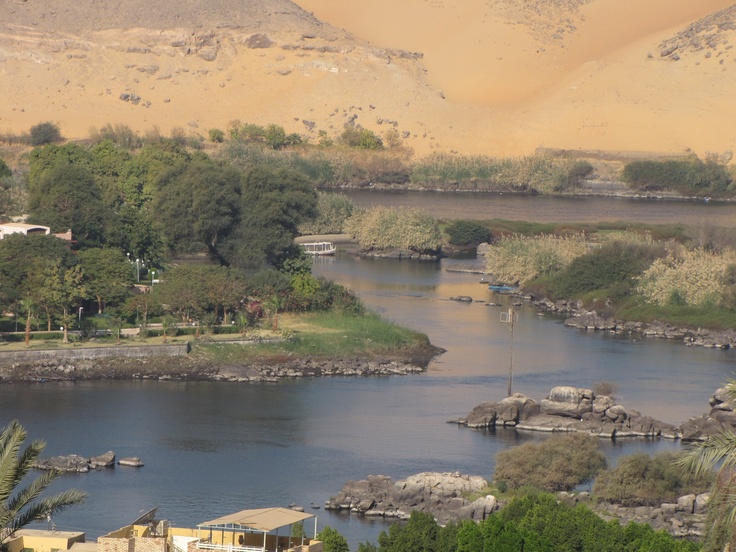 Aswan, Eygpt