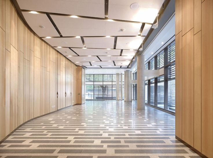 Embassy Of Canada In Korea / Zeidler Partnership Architects  http://www.archdaily.com