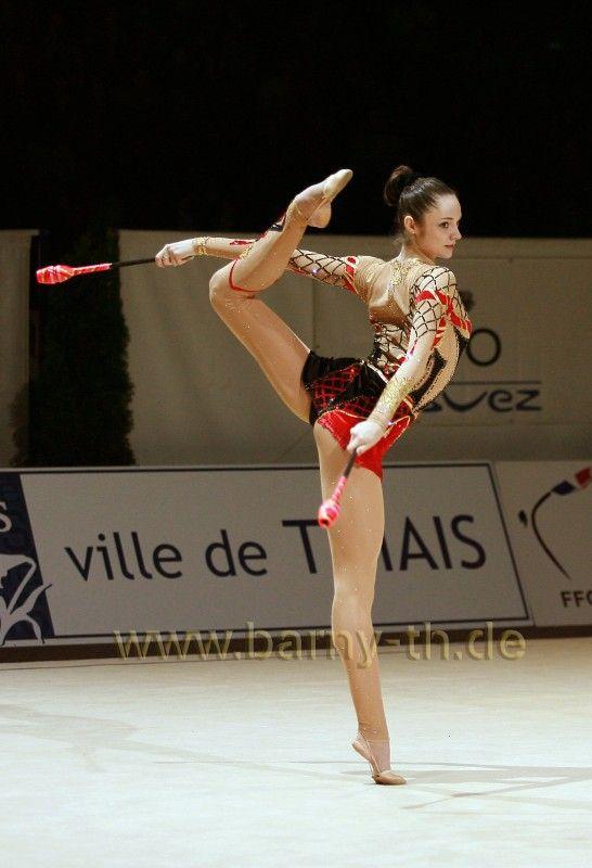 Anna Bessonova (Ukraine), Grand Prix (Thiais) 2006