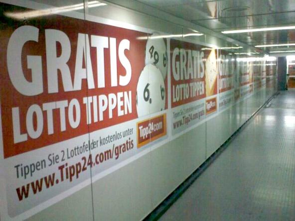 Marketing espectacular en los aeropuertos de Canarias