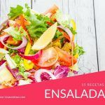 15 Recetas para Ensaladas