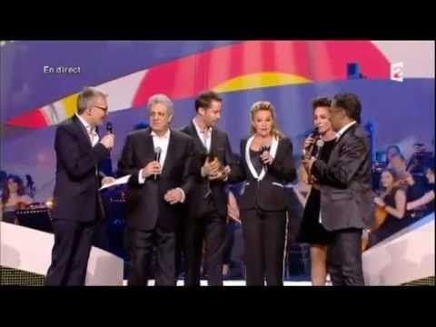 Extrait de la soirée des Victoires de la Musique en direct du Zénith de Paris...