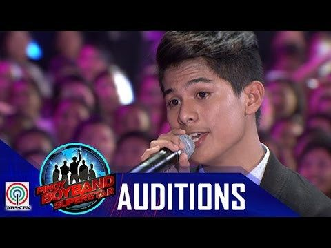 "Pinoy Boyband Superstar Judges' Auditions: Niel Murillo – ""Mahal Na Mahal"" 