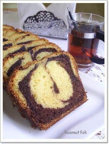 Zeynep'in karbonatlı keki - mbemine