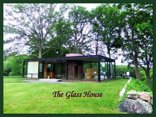 フィリップ ジョンソン「The Glass House」訪問 : ニューヨーク滞在記