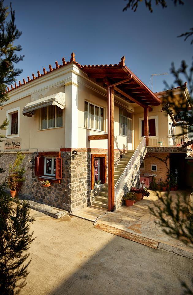 AVANTIS Winery, at Mytikas village in Evia