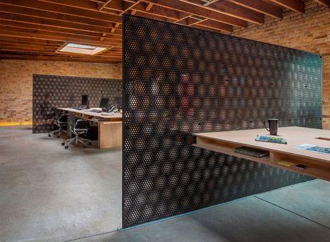 Office renovation in Chicago by Vladimir Radutny