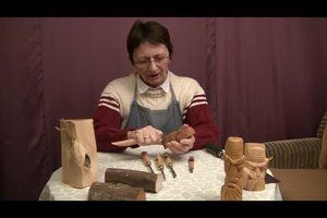 Holz schnitzen – eine Anleitung für Einsteiger – Sophia Murazzo